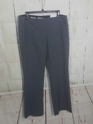 Van Heusen Women's Pants Size 12 Modern Fit Stretch Tummy Control Career $78
