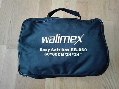 walimex easy soft box 60x60 eb-060