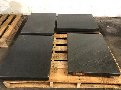 "18"" X 24"" Granite Surface Plate"