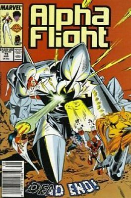 Alpha Flight (Vol 1) #  73 Near Mint (NM) Marvel Comics MODERN AGE