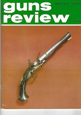 Guns Review - Three Issues From 1979 (10 - 12)