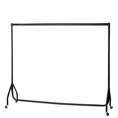 Heavy Duty 3ft, 4ft, 5ft and 6ft Garment Rail Clothes Rail Hanging Display Rail