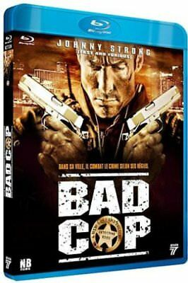 Blu Ray Bad Cop Johnny Strong Neuf sous cellophane