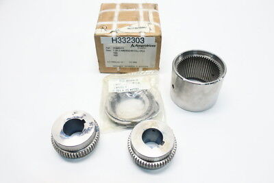 New Ameridrives 215088-015 C201.5 Stainless Coupling Rsb 1-1/2In D603316