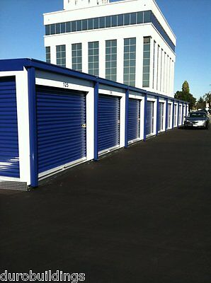 Duro STEEL JANUS 10' by 10' Econmical Commercial 1950 Series Roll-up Door DiRECT