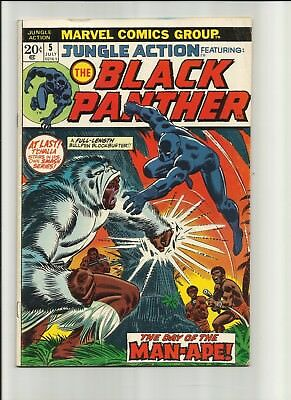 Jungle Action / Black Panther #5 & #6
