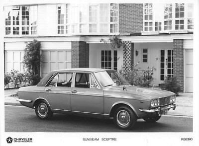 1971 Sunbeam Sceptre ORIGINAL Factory Photo oua2655