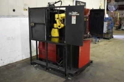 Taylor Winfield/fanuc Robitic Welding Cell