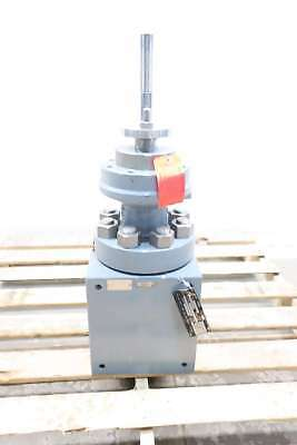 New Fisher HPAS 2500 2 In Steel Angle Control Valve