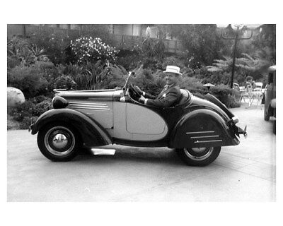 1938 American Bantam Roadster Norm Booth Photo ca9028
