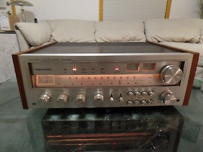 Realistic Sta-2000 Stereo Receiver / Serviced / In Good Used Condition / See !!