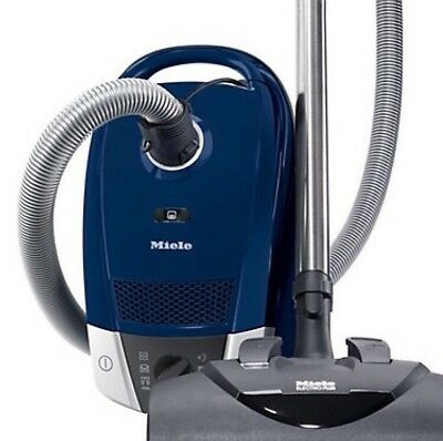 Miele Compact C2 Lightweight Canister Vacuum Cleaner Quiet