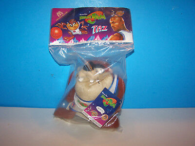 1996 Looney Tunes  from Warner Brothers Space Jam TAZ stuffed animal