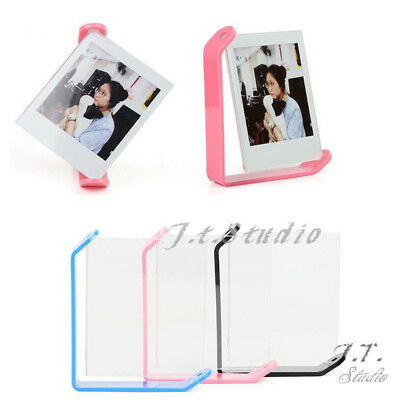 3 PCS Clear acrylic Photo  Frame For Square Film  Fujifilm Instax SQ Camera Film
