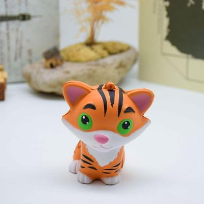 Cute Cartoon Tiger Squishy Slow Rising Doll Scented Press Animal Gift