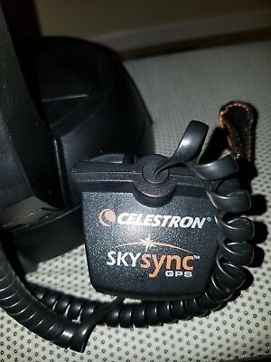 Celestron SkySync GPS Accessory #93969 slightly used