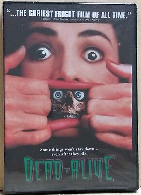 Dead Alive (DVD, 1998, Unrated Version)
