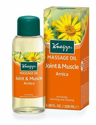 Kneipp Massage Oil Joint & Muscle 100ml