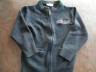 Seven Hills Classical Academy Child's Sweater size 7-8