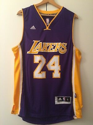 Maglia nba basket canotta Kobe Bryant jersey Los Angeles Lakers S/M/L/XL/XXL