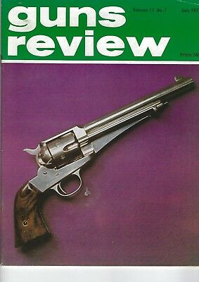 Guns Review - Three Issues From 1977 (7 - 9)