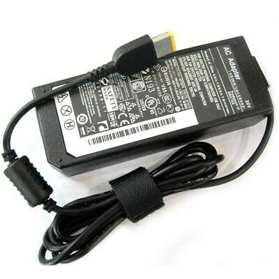 AC Adapter Charger For Lenovo IDEAPAD G50-30 Laptop Rectangle USB type Generic