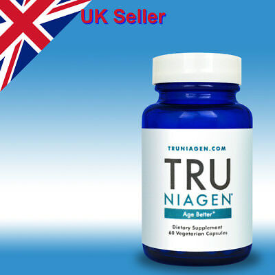 Age Reversing Niagen Nicotinamide Riboside TruNiagen now directly from Chromadex