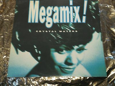 Crystal Waters--Megamix (Incl. Gypsy Woman)--10,00 Min.--1991--12' Maxi--