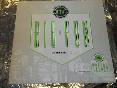 Inner City--Big Fun--7,39 Min.--Extended Mix--1988--12' Maxi--