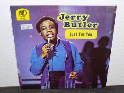 Jerry Butler - Just for you - Dynasty DY 7302