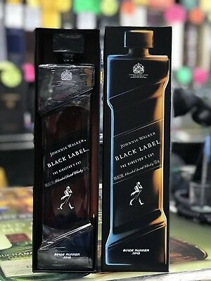 Johnnie Walker Black Label Blade Runner 2049 Limited Edition the Director's Cut