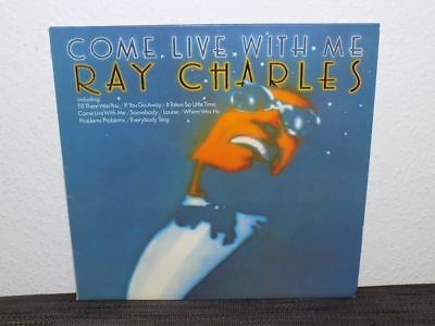 Ray Charles - Come live with me - London Crossover SHA-U 145
