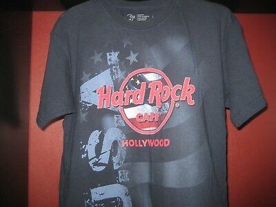Hard Rock Cafe T-Shirt HOLLYWOOD   M