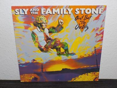 Sly & the Family Stone - Ain´t but the one way - WB 92.3700-1 - Made in Germany