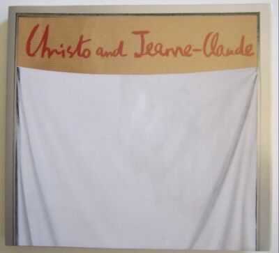 Christo Jeanne-Claude Katalog Early Works signiert