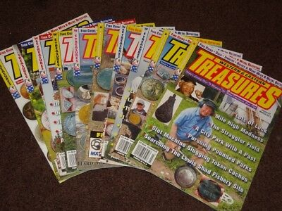 10 Western & Eastern Magazines All 2013