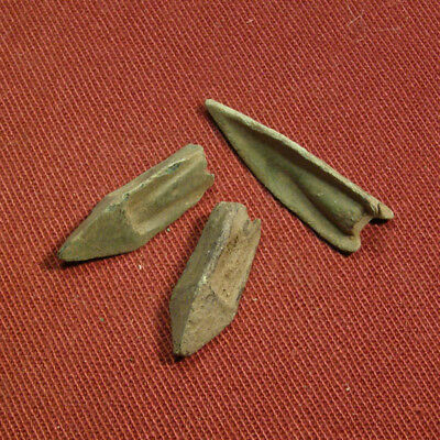 Lot of 3 Roman Arrow heads