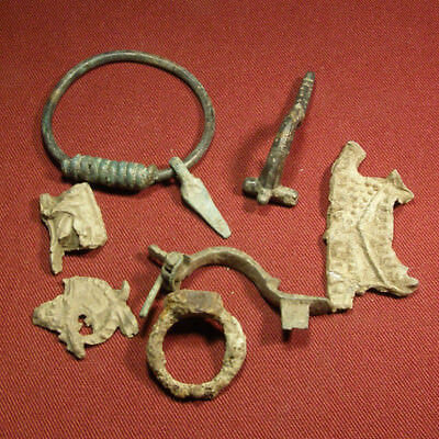 Lot of 7 Roman and Celtic Artefacts