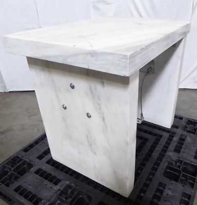 R148058 GAWET Marble Granite Balance Isolation Anti-Vibration Table 24x35