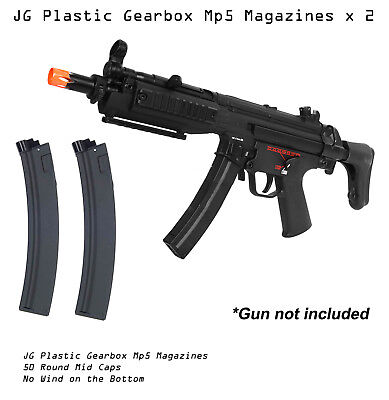100 ROUND MAGAZINE for Metal Gearbox Airsoft AEP G18C, CM030