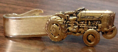 Old 1940s INHTERNATIONAL HARVESTER CO IHC TIE Bar CLASP 350 Utility TRACTOR