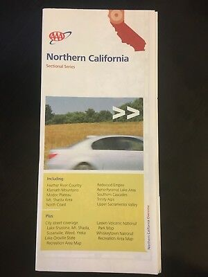AAA Map—Northern California