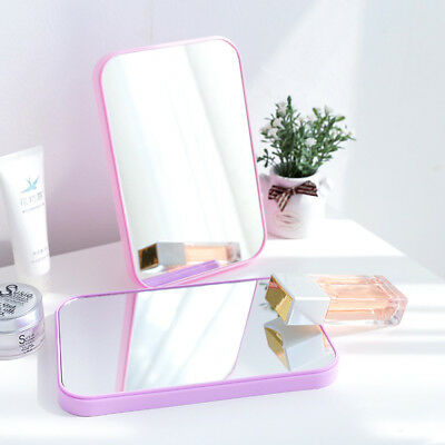 Desktop Makeup Cosmetic Mirror with Adjustable Stand For Tabletop Bathroom Desk