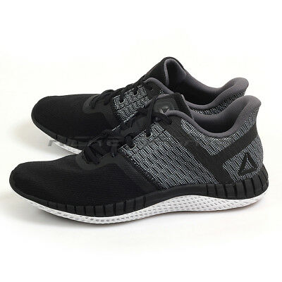 Reebok Print Run Next BlackFlint GreyWhite Sportstyle Running Shoes CN0420