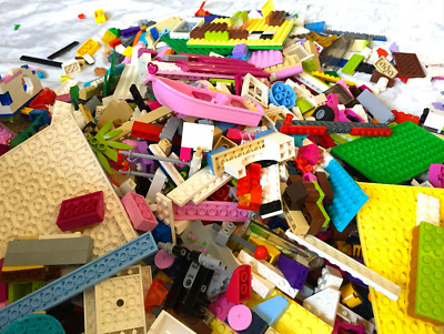 LEGO FRIENDS by The Pound | 1-999lbs | GENUINE Bulk GIRLS Lot Parts & Pieces