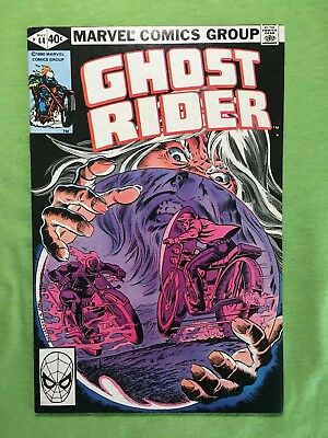 Ghost Rider #44 (May 1980, Marvel) NM