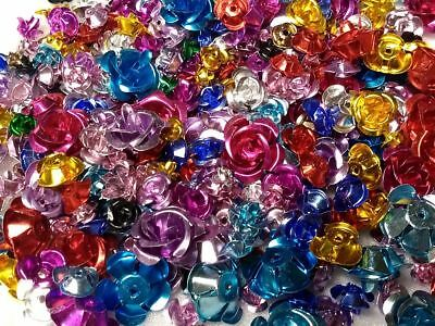 Pop Snap It Novelty Beads 12mm 144pc Red Color