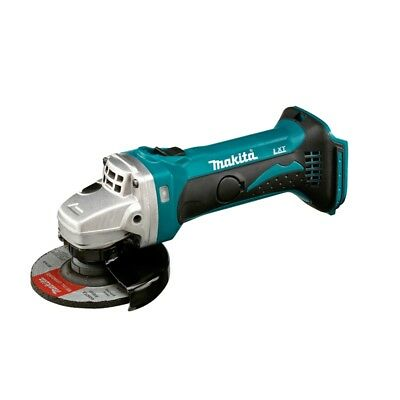 Makita 18V 115mm Li-Ion Cordless Angle Grinder - Skin Only