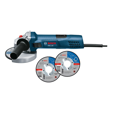 Bosch Blue 720W 125mm Angle Grinder With 3 Discs
