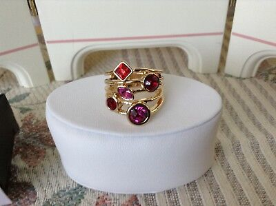 Avon Faux Stacked Ring - Size 8 - New!